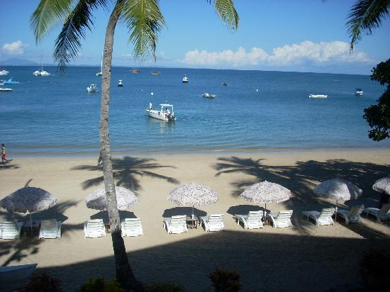 Royal Beach Hotel: vista dal ristorante
