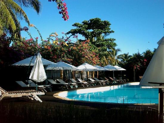 Royal Beach Hotel: piscina