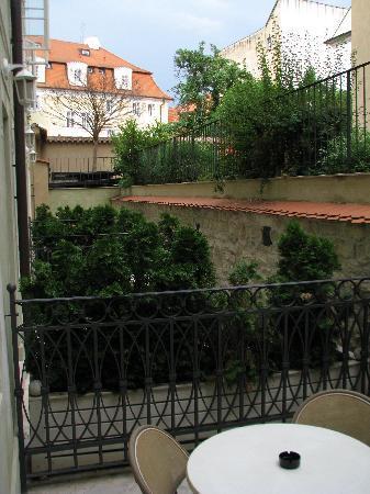 Appia Hotel Residences: Patio