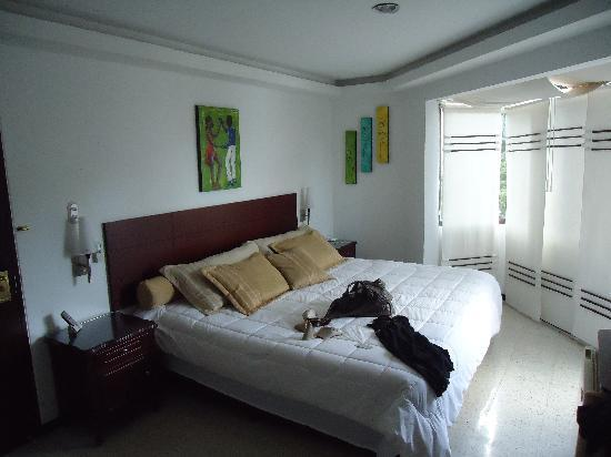 Hotel Boutique Alma Cali: habitacion