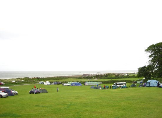 Carreglwyd Caravan and Camping Site