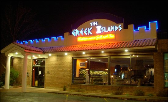 The Greek Island Grill & Bar