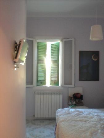 camera da letto - lilla - Foto di B&B La Villa della Meda ...