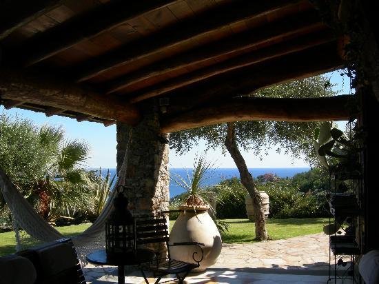 A Casa di Roby: il patio