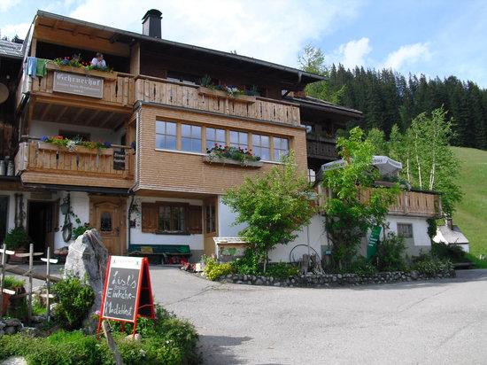 Warth, Austria: Gehrenerhof