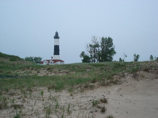 Ludington, Μίσιγκαν: Sable Point Lighthouse