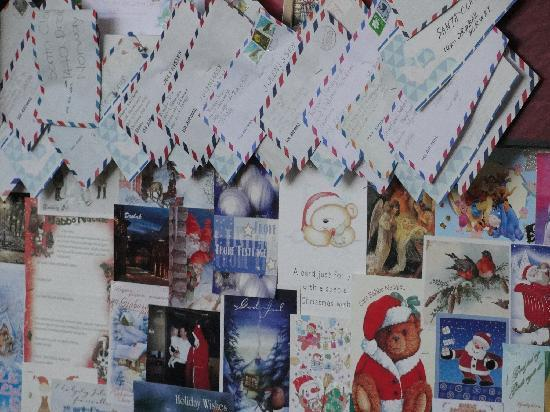 Drobak, Noruega: Post office of Santa Claus 2