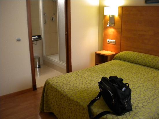 Hotel Avenida: Habitacion 3