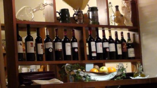 Hotel Restaurante Pradas Ordesa : Wines
