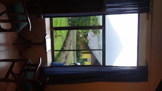 Hotel Campo Verde: Vue de notre chambre