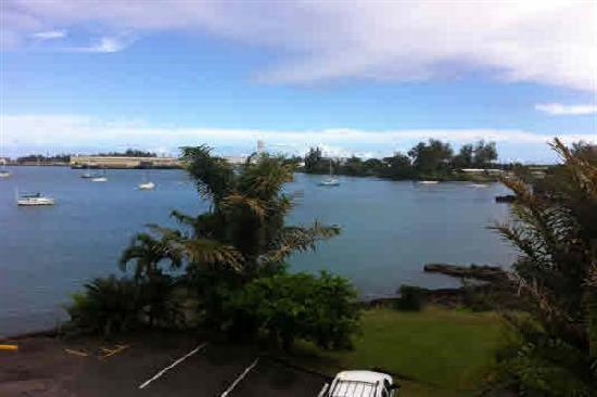 Country Club Hawaii Condo Hotel: Room with a view