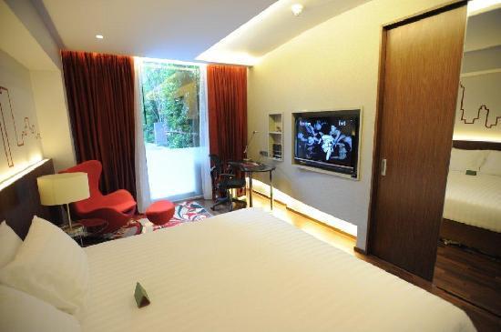 Galleria 10 Sukhumvit: Chill room