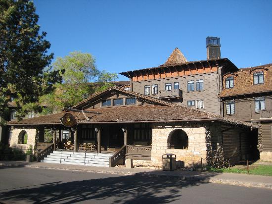 El Tovar Hotel: Historic Hotel
