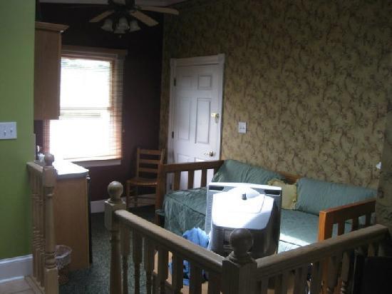 Albert Stevens Inn: other living area