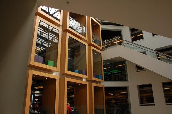 コペンハーゲン中央図書館