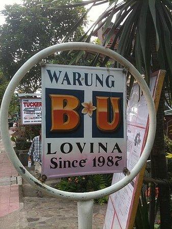 BU Warung