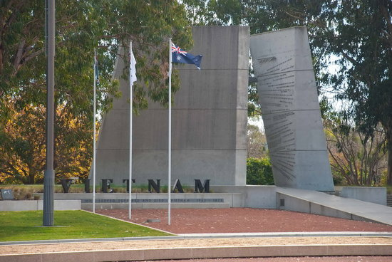 ‪Australian Vietnam Forces National Memorial‬
