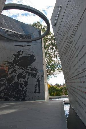 Australian Vietnam Forces National Memorial: Inside the Memorial