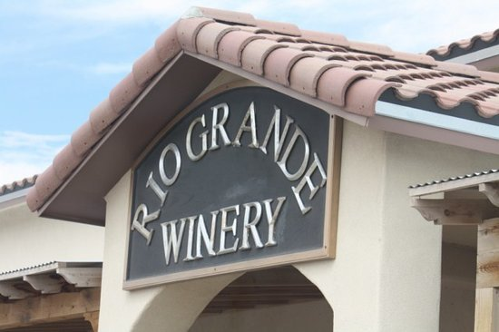 Rio Grande Vineyards and Winery: vineyard