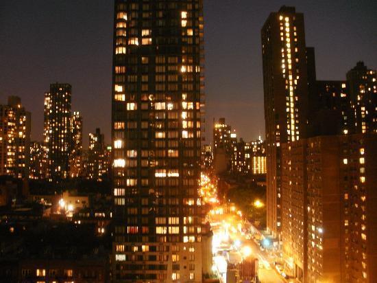 The Marmara Manhattan: The view!