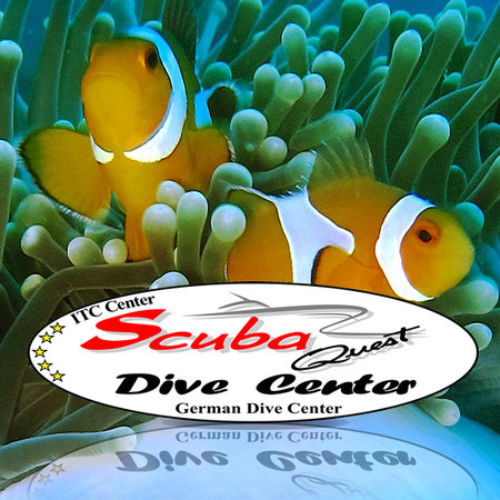 Scuba Quest Dive Center Kamala: Logo1