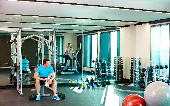 Novotel Auckland Airport: In|Balance Fitness