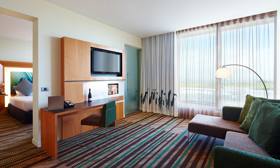 Novotel Auckland Airport: Executive Suite
