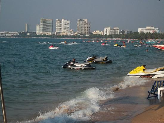 باتايا, تايلاند: pattaya sea shore