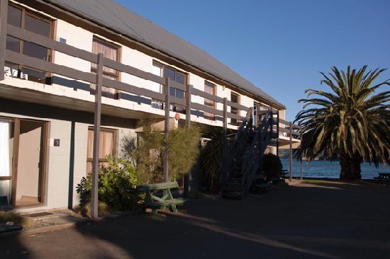 Akaroa Waterfront Motels: The rooms