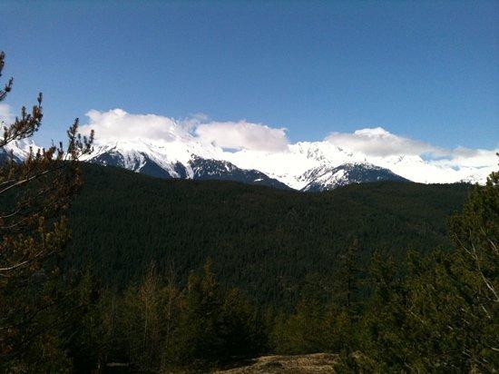 WESTCOAST Sightseeing: Tantalus Mountains