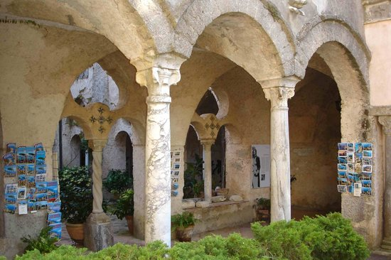 Ravello, Italy: Greta's Cloister