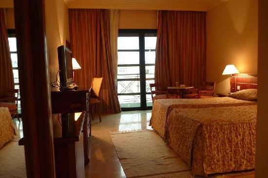 Hotel le Consul : room