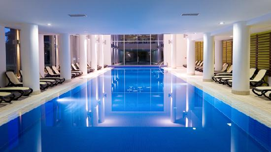 Hotel Sol Garden Istra for Plava Laguna: The hotel holds a wellness centre and an indoor and outdoor swimming pool