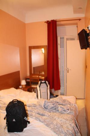 Le Dauphin : chambre
