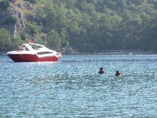 Hillside Beach Club: Scuba Dive