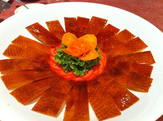Silk Road : Peking Duck