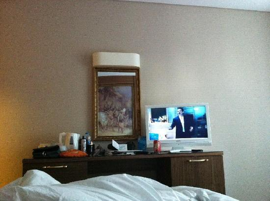 Neorion Hotel: the room