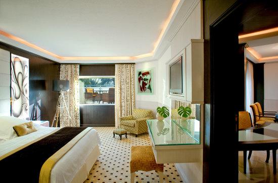 Le Meridien Dubai Hotel & Conference Centre: Al Hambra Suite