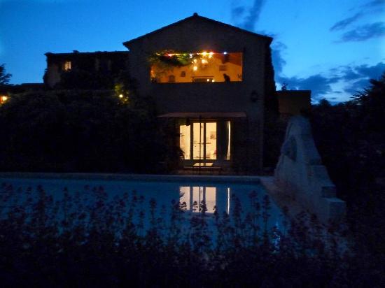 Le Mas Jorel: Douceur nocturne
