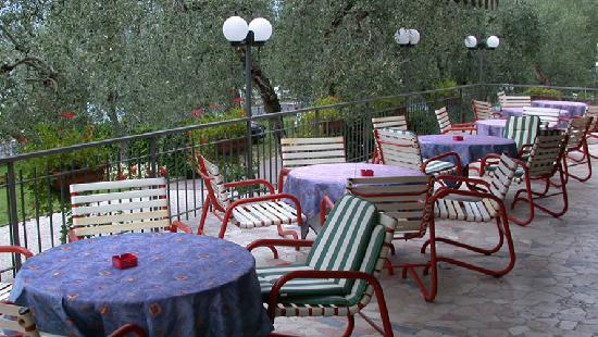 Hotel Garden: Dehor