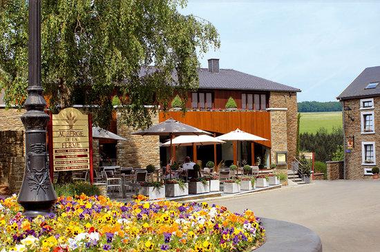 Rochehaut, بلجيكا: Auberge de la ferme
