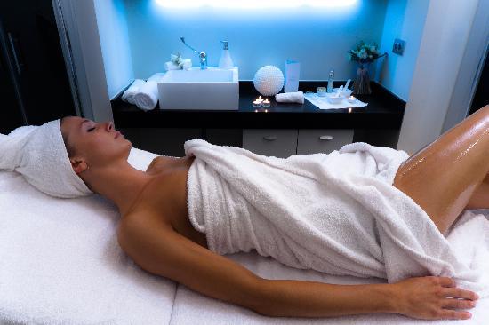 Thana House of Beauty : Il trattamento in cabina