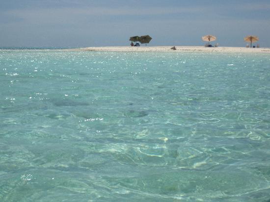 Isla El Gran Roque, Venezuela: Cayo Fabiola