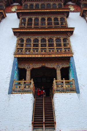 Punakha Dzong : Punaka Dzong
