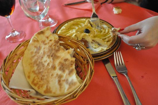 Restaurante Sultan: Humos, riquisimo!