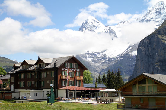 Photo of Hotel Jungfrau Mürren