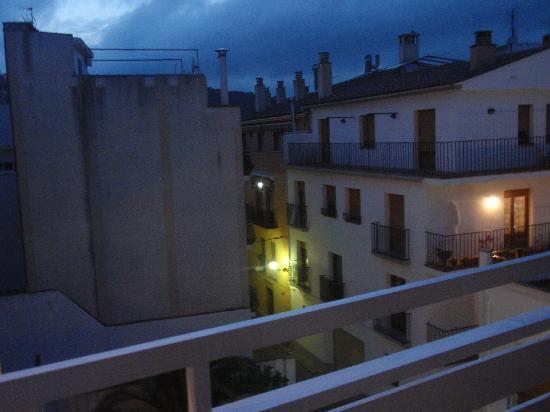 Hotel Simeon : Vistas