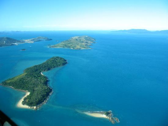 Airlie Beach, Australien: Whitsunday islands