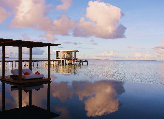 Dhevanafushi Maldives Luxury Resort Managed by AccorHotels: My Lounge