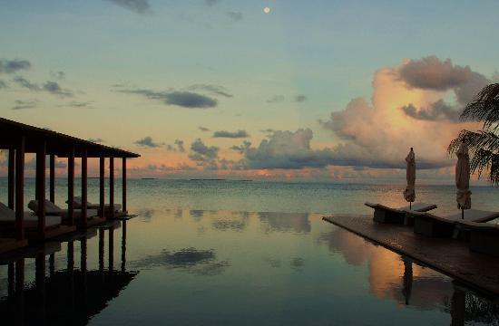 Dhevanafushi Maldives Luxury Resort Managed by AccorHotels: Picture postcard